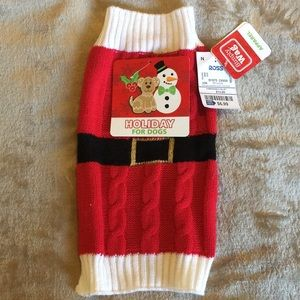 Simply Wag Christmas Sweater